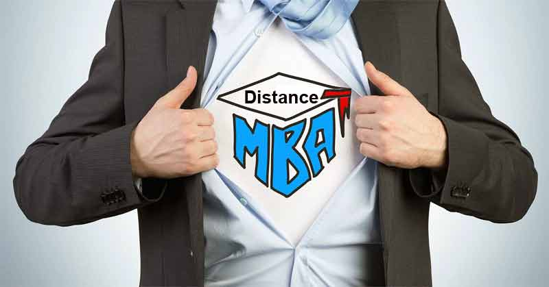 Distance MBA Education India