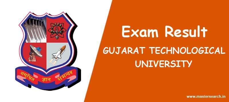 gtu result, gtu.ac.in result online