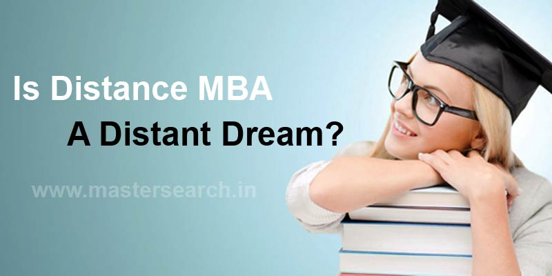 Distance MBA learning