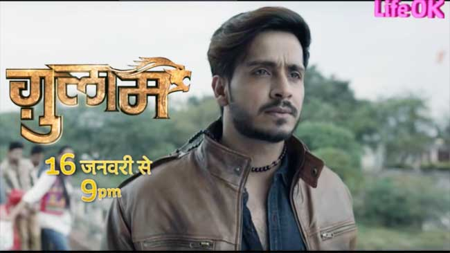 Ghulaam Serial on Life OK