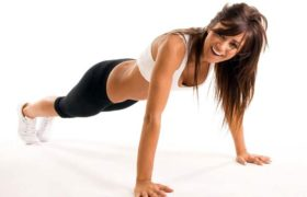 Best 5 Exercises to get perfect figure and slim body at Home